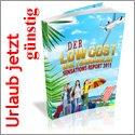 viel Geld sparen beim Urlaub buchen