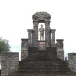 Karl-Günther-Denkmal zum 2. Lange Berg Fest