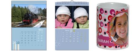 individueller Fotokalender 2010