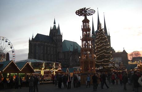 159. Erfurter Weihnachtsmarkt