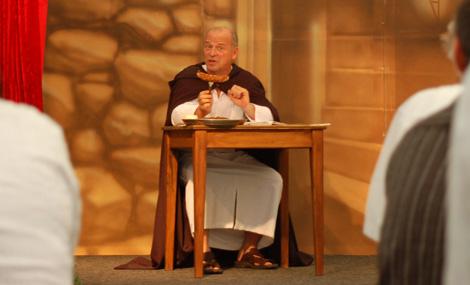 Johann widmet das Bratwurstrezept seiner Liebe Annagret