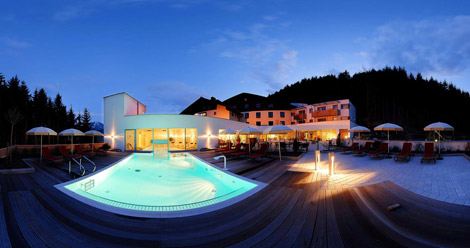 Babyhotel in Österreich