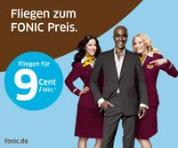 Fonic-Germanwings-Gewinnspiel